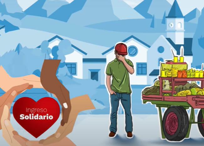 Programa de 'Ingreso Solidario' inicia el Gobierno Colombiano