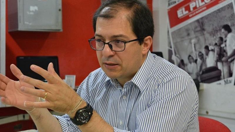 Francisco Barbosa, fiscal general de la Nación.   FOTO/ARCHIVOELPILÓN