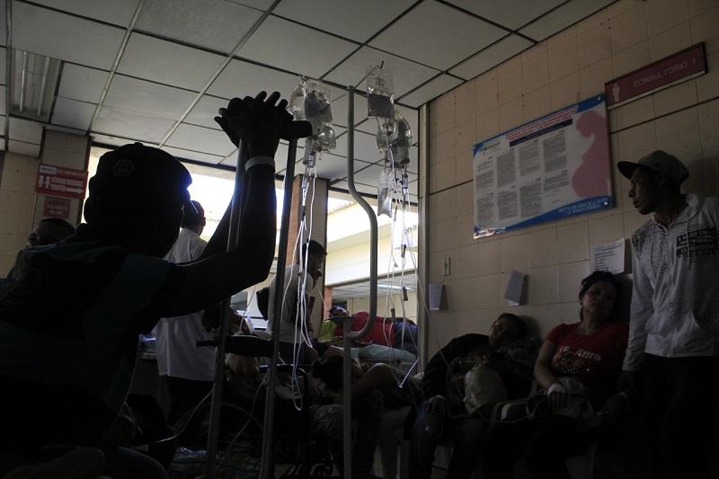 Las clínicas de la capital del Cesar, a excepción de la Laura Daniela, advierten que no podrán recibir los pacientes que presenten síntomas o patologías respiratorias, incluido la covid-19.   Foto: :Joaquín Ramírez/EL PILÓN