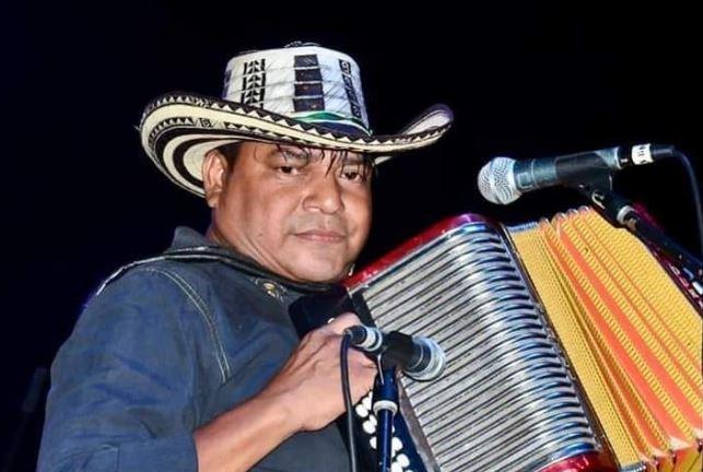 Acordeonero Miguel Durán JR.