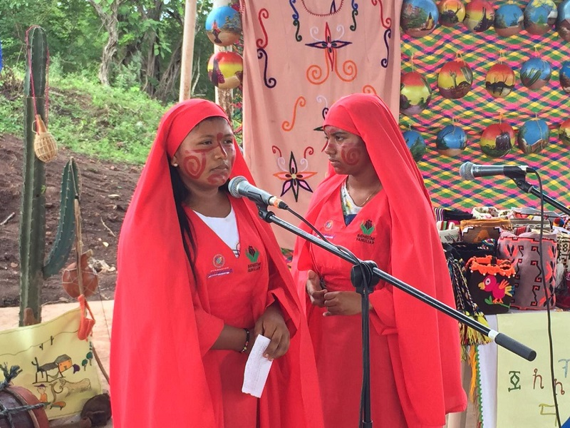 Las acciones del Plan de Reparación Colectiva Indígena se hicieron en el marco del derecho fundamental de la consulta previa.   Foto: Cortesía/EL PILÓN.