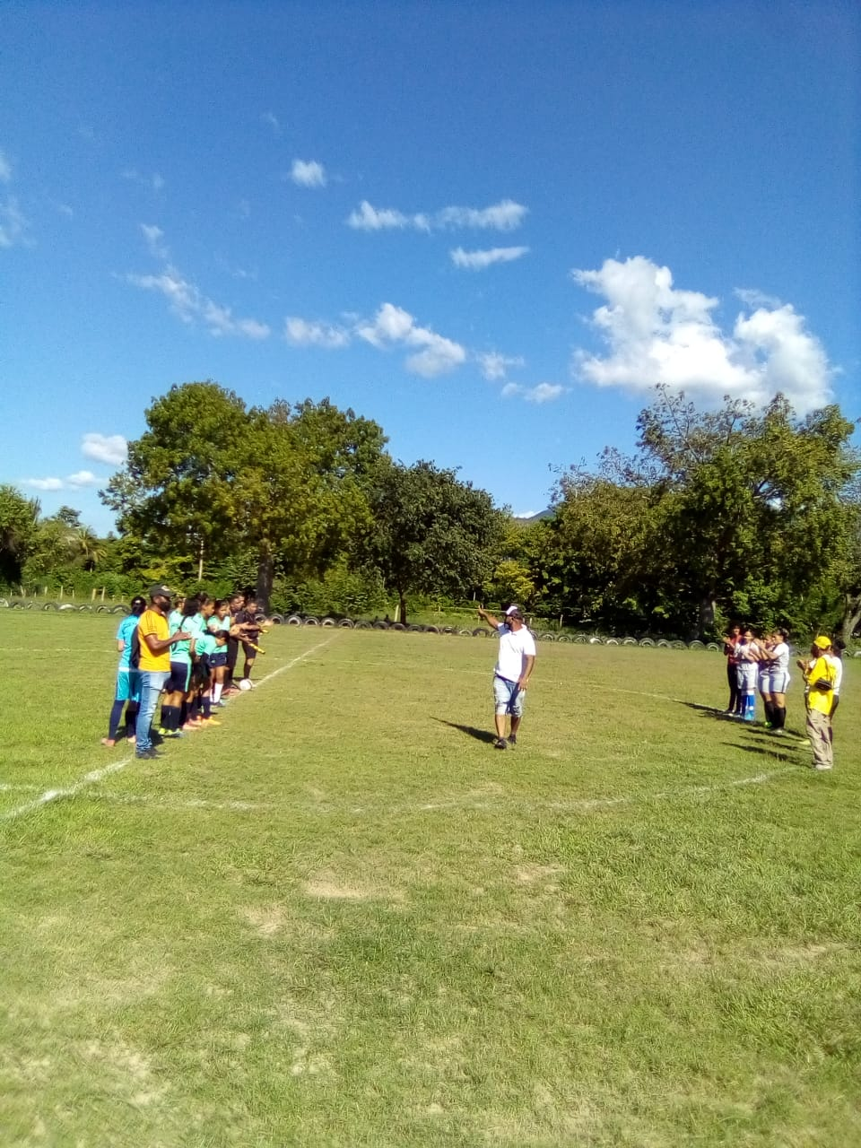 Por el momento en  el municipio de Curumaní se juega un campeonato relámpago con clubes de la zona, además se realizan entrenamientos en la cancha del municipio.