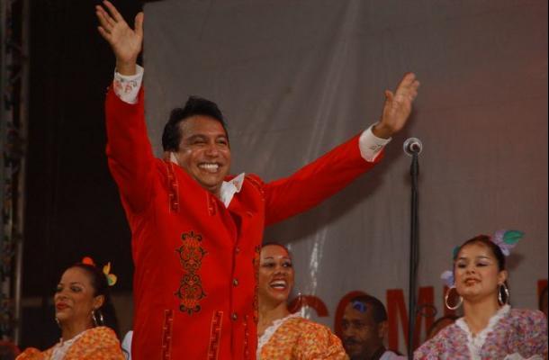 Diomedes Díaz Maestre.  FOTO/CORTESÍA.