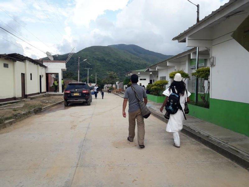 Las divisiones por los partidos presuntamente causan retrasos en la aprobación de los proyectos de la comunidad de Pueblo Bello.   FOTO/ARCHIVO.