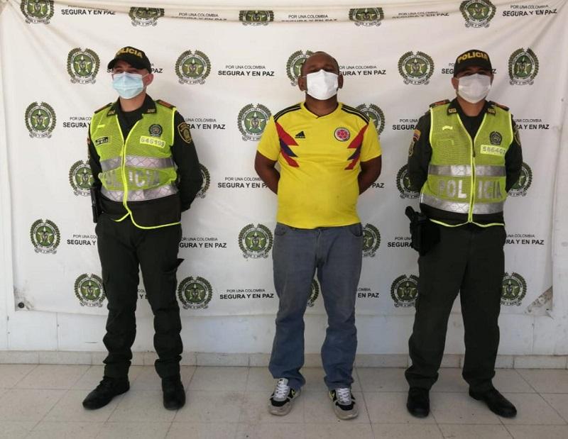 Carlos Camargo, procesado.  FOTO/CORTESÍA.