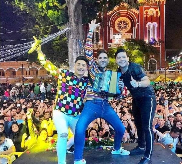 'Los de Juancho' preparan su nueva producción musical.   FOTO/CORTESÍA.