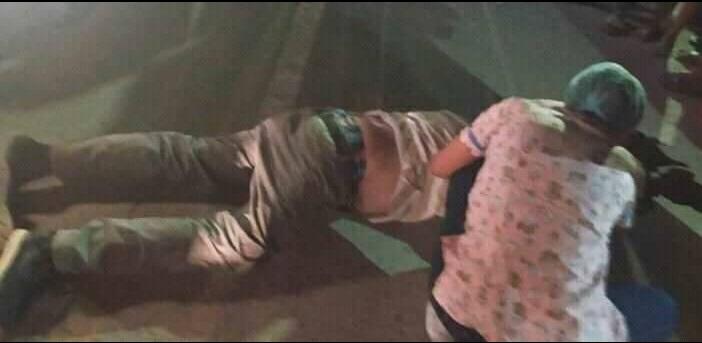 Ulises Santiago fue arrollado por una moto conducida por un menor de edad.  FOTO/CORTESÍA.
