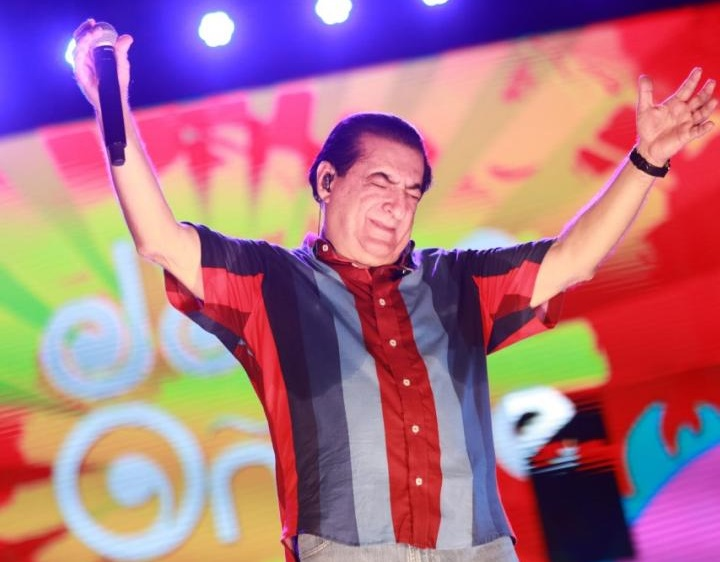 Jorge Oñate falleció el 28 de febrero.   FOTO/CORTESÍA.