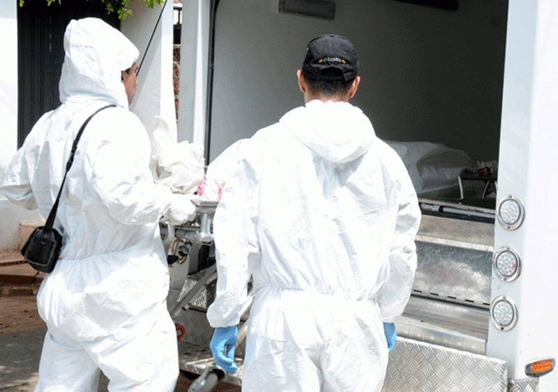 La víctima aparentemente vivía alquilada en el municipio de El Copey.  IMAGEN DE REFERENCIA.