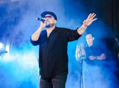Yader Romero, cantante vallenato.   FOTO: CORTESÍA.