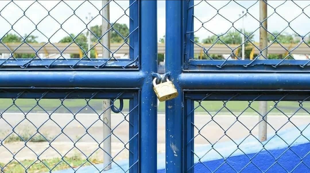 Los escenarios deportivos en Valledupar vuelven a cerrar sus puertas.  FOTO/ARCHIVO.