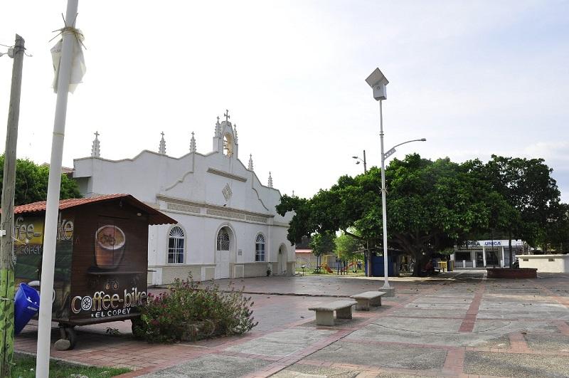 Municipio de El Copey, Cesar.   FOTO/JOAQUÍN RAMÍREZ.