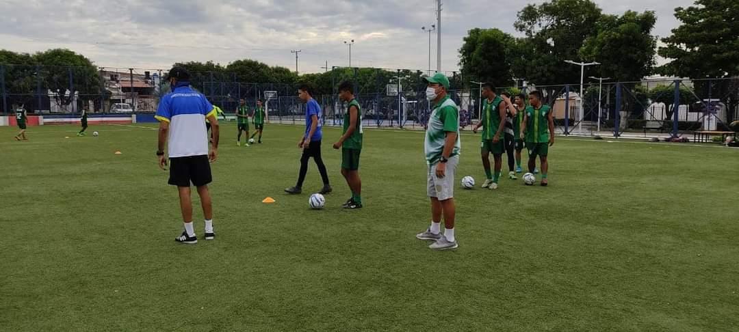 La Selección Cesar sub-17 por fin podrá debutar en el Zonal de Fútbol.