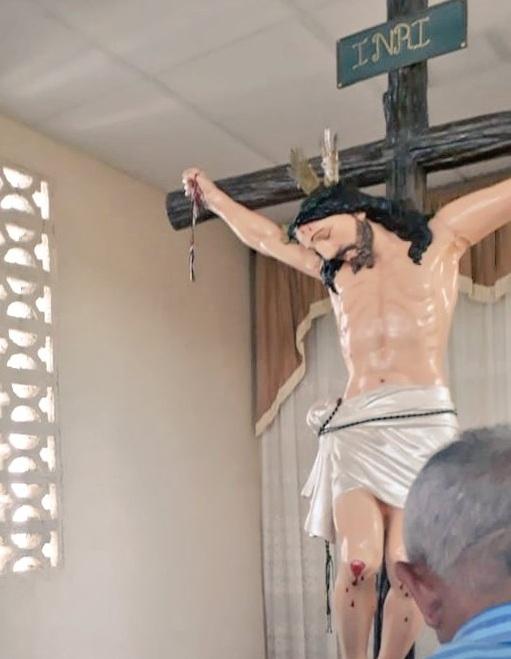 Cristo de Mariangola.
