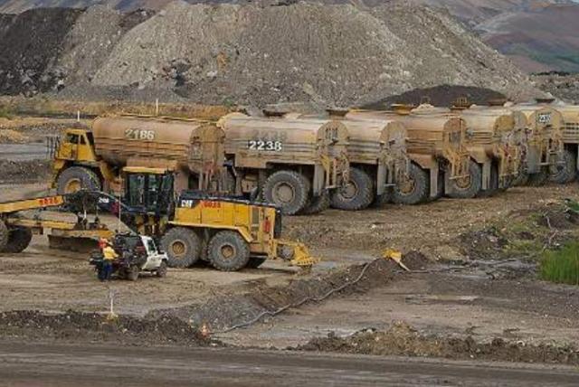El carbón que produce esta compañía es exportado a diferentes países de América, Europa, Asia y el Pacífico.  Foto: Joaquín Ramírez/EL PILÓN.