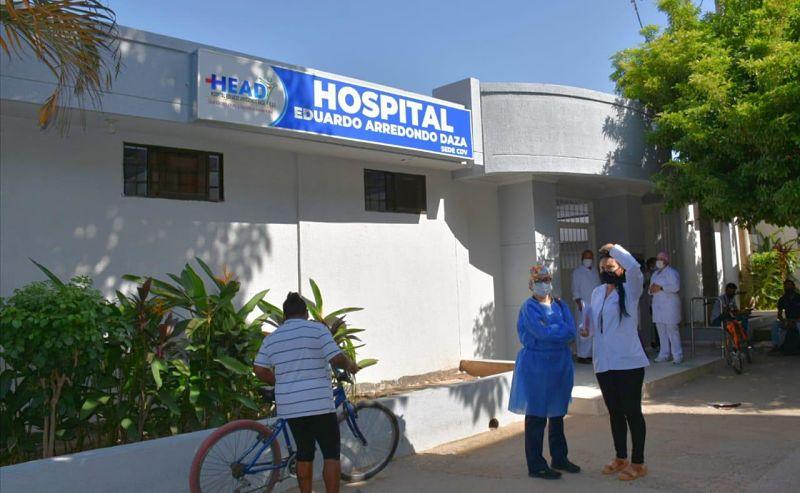 Los usuarios de consulta externa del HEAD en el CDV, serán reubicados en los centros Rafael Valle Meza y San Martín.