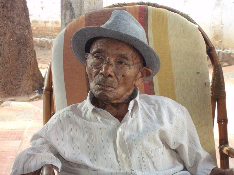 Lorenzo Miguel Morales, nunca dejó de narrar sus historias de vida y amor al folclor vallenato.
