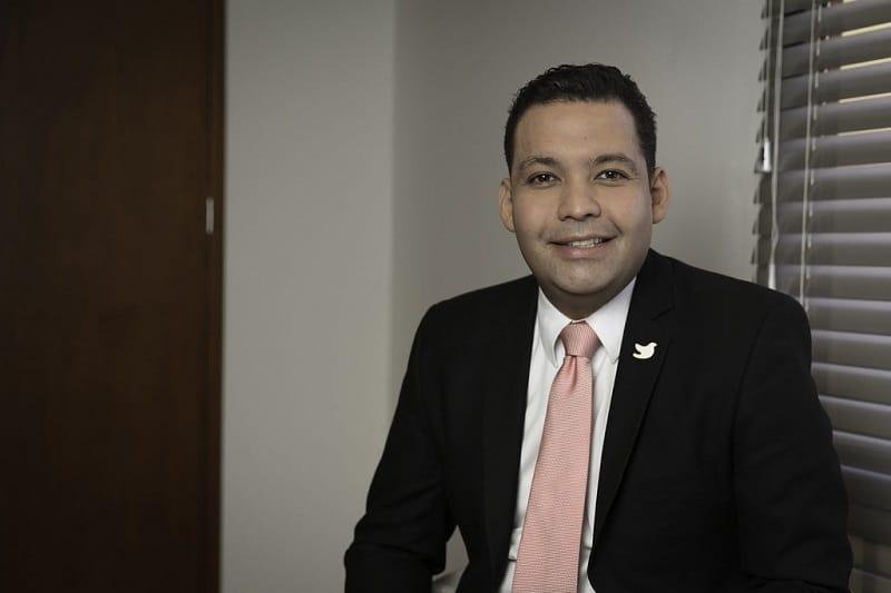Nemesio Roys, gobernador electo de La Guajira.