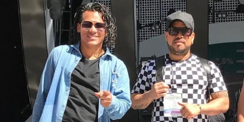 Kenel Yancy y Yader Romero.