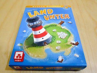Land Unter - Turn the tide