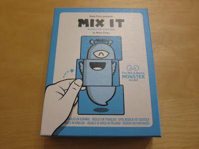 Mix It - juego de cartas