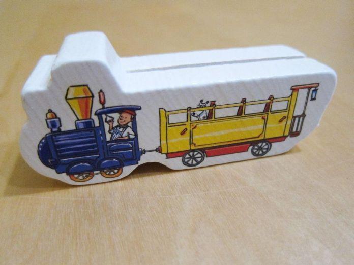 Cucu Chu el pequeño tren - Haba España - Tren