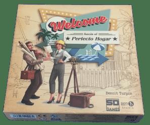 Welcome hacia el perfecto Hogar - SD Games