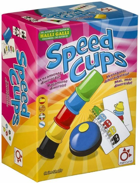 Speed Cups - Mercurio