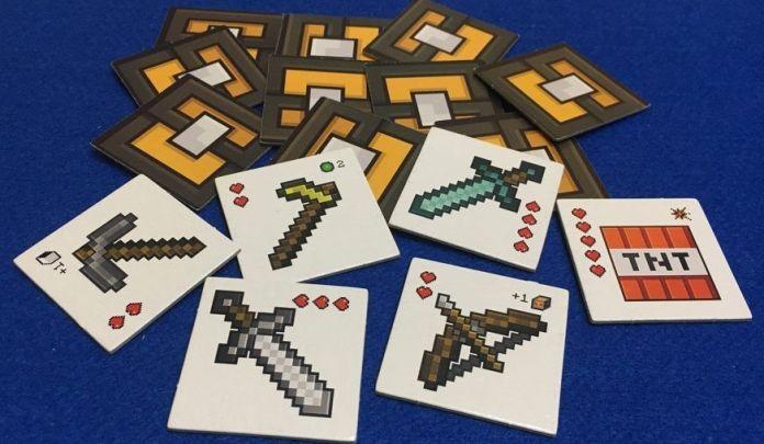 Minecraft Armas