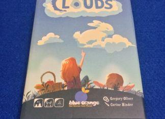 Clouds Blue Orange caja