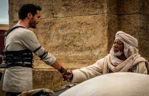 La nueva película de Ben Hur