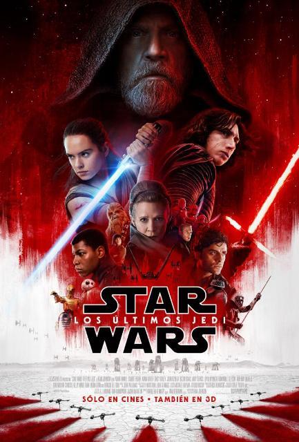 star wars: los ultimos jedi