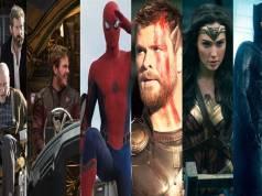 película de superhéroes