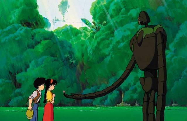 animación japonesa en netflix