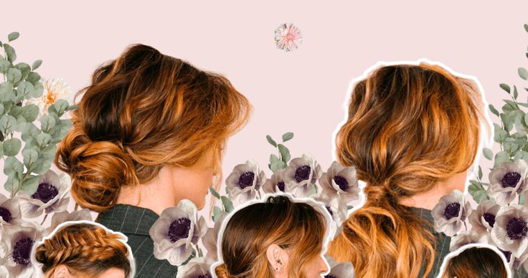 Así son los peinados de novia de 2021