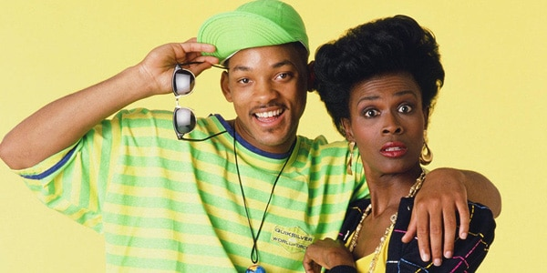 Will Smith y Janet Hubert actores que se detestan