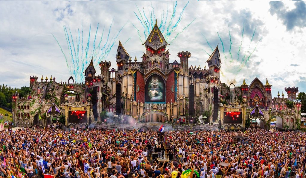 Tomorrowland 2017 festival