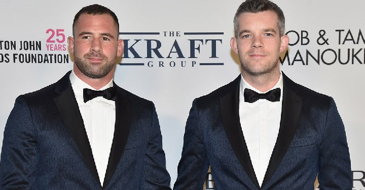 Russell Tovey quiere absolutamente ser papá