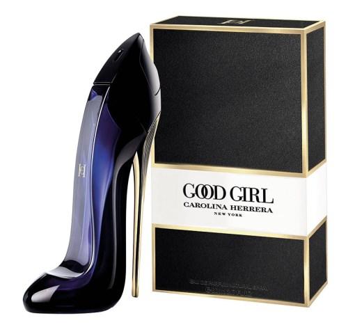 Good Girl, la nueva fragancia de Carolina Herrera, es una audaz combinación de elementos claros y oscuros para la mujer que celebra su lado bueno y libera su lado malo. $2.100