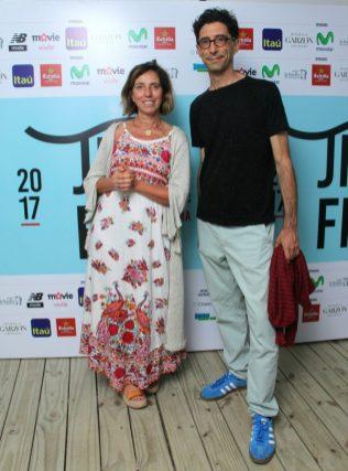 Helena Nosei y Gerardo Michelin