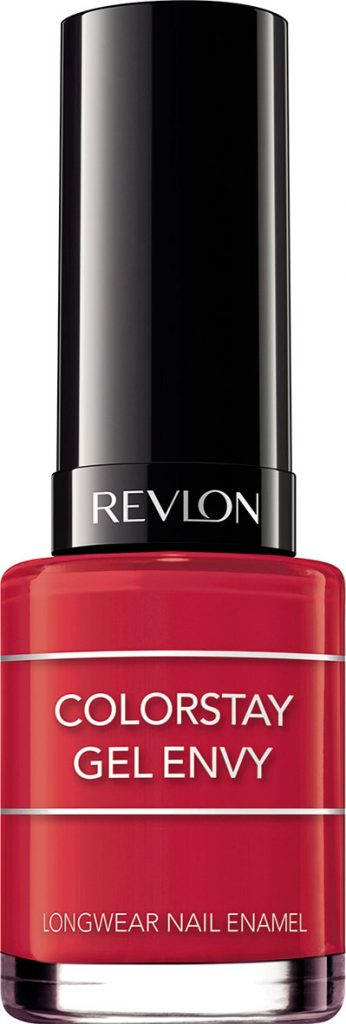 "Color Stay Gel Envy ""Allon Red"", Revlon, $168"