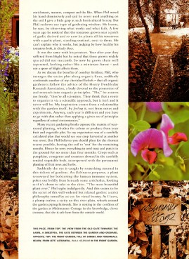 a simpler life el pocito gardens illustrated november 2000 07