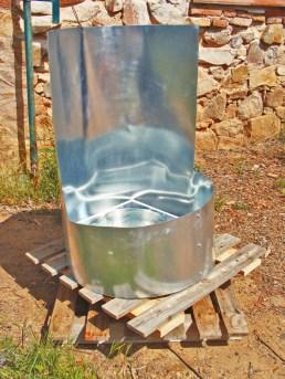 a simpler life el pocito solar water heater oven 17