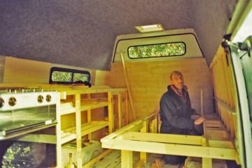 a simpler life el pocito van conversion construction 03