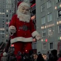 Marioneta Gigante de Santa Claus: Coca Cola