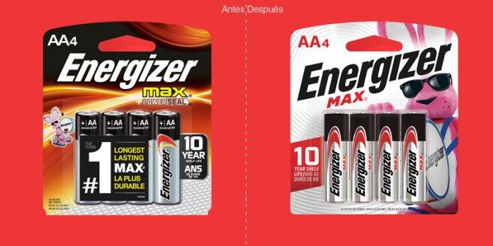 energizer nueva identidad y logotipo