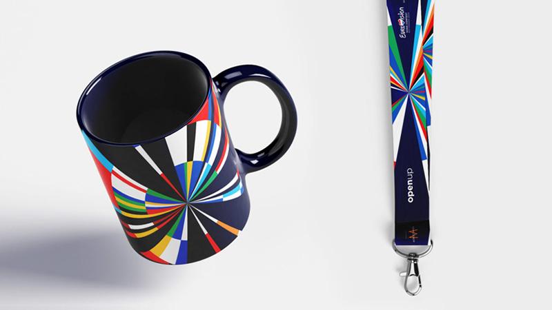 logo de eurovision Rotterdam 2020