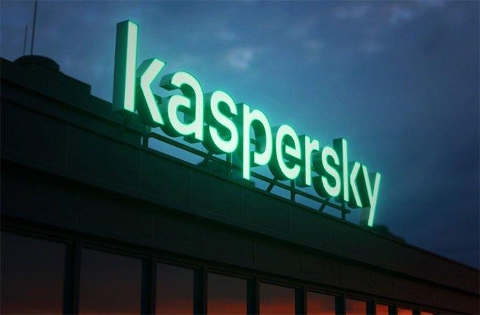 kaspersky actualiza su logotipo después de 22 años