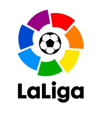 Detalles del logo LaLiga
