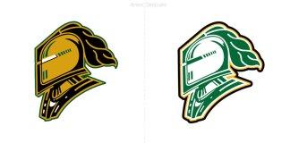 london knights: equipo de hockey, nuevo logotipo temporada 2019-2020